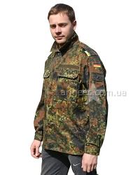 Рубашка тактическая (китель) Flecktarn