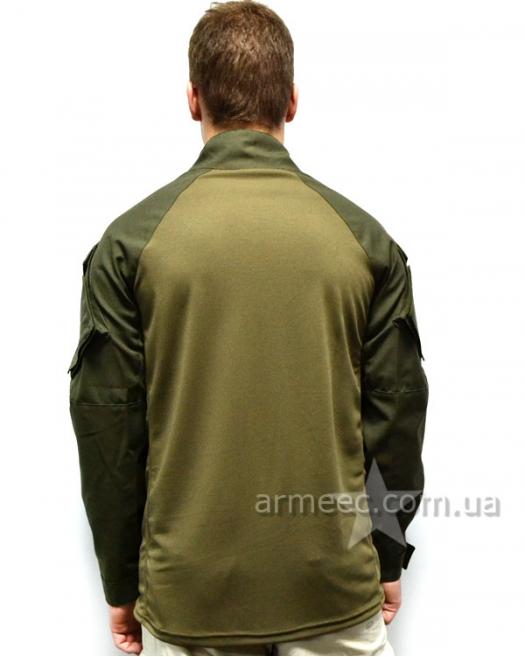 Убакс олива, боевая рубашка