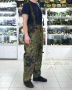 Полукомбинезон камуфляж Flecktarn бундесвера НАТО