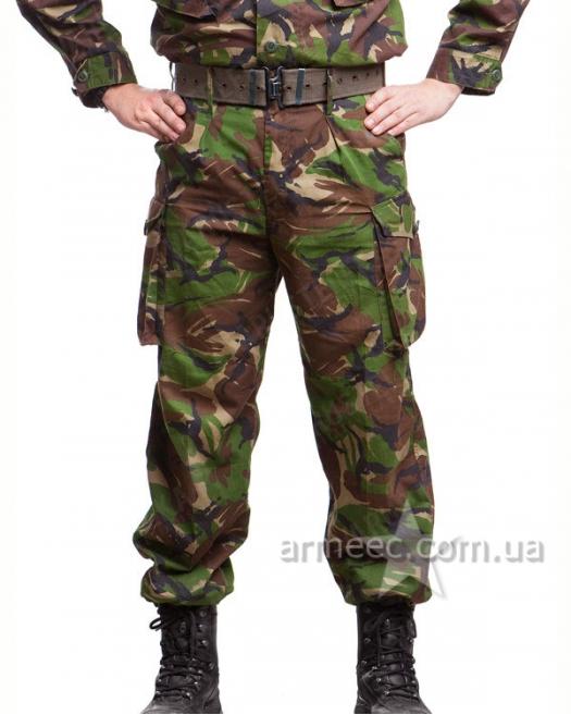 Брюки камуфляж DPM НАТО