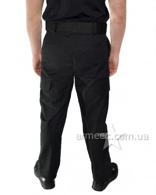 Штаны полиция Black A2