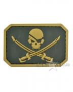 Шеврон пират A1