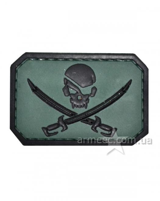 Шеврон пират A2