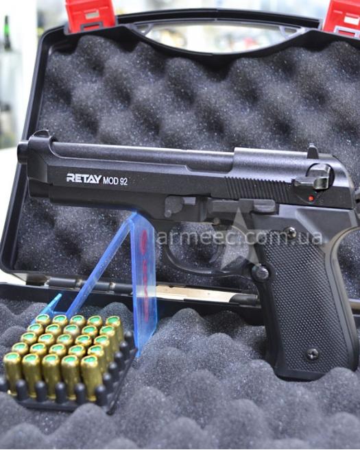 Стартовый пистолет Beretta 92FS Retay Mod 92