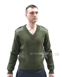 Свитер военный форменный Олива А2