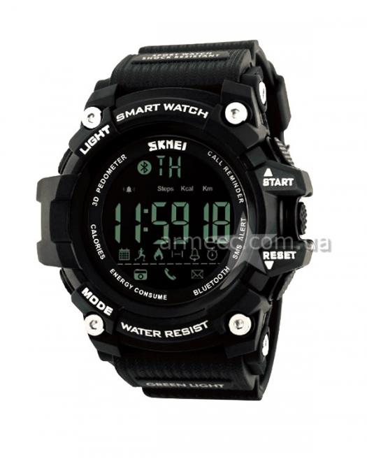 Часы Skmei Black 1227