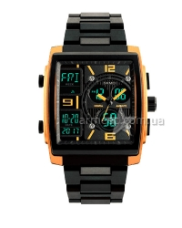 Часы Skmei Black 1274