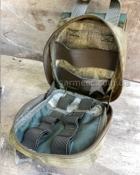 Медицинский подсумок / аптечка армейская A-tacs FG