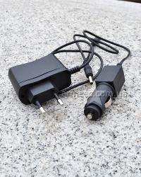 Полицейский жезл-отмашка с фонариком G6