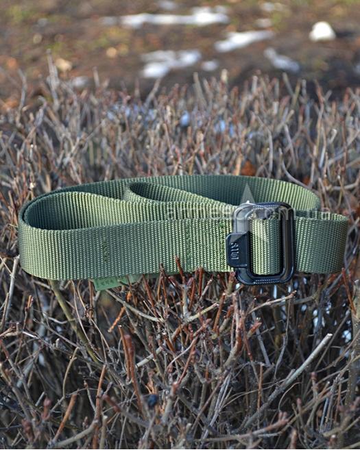 Ремень текстильный 5.11 Tactical Belt Olive-2