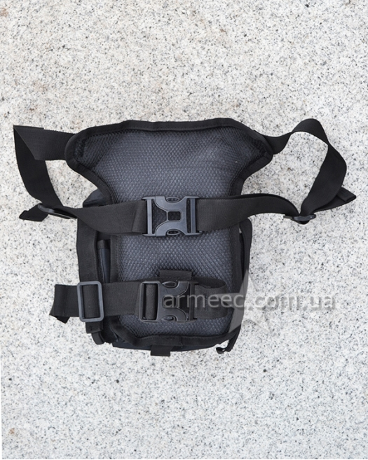 Сумка скрытого ношения TY-229 Black