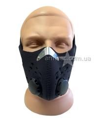 Маска лицевая защитная А2