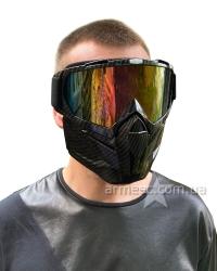 Маска защитная / лицевая маска А1