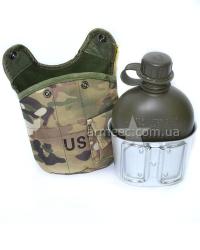 Фляга и котелок US MTP 4834-4