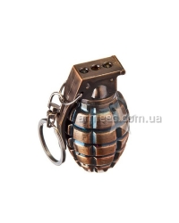 Фонарь-брелок граната 810-2LED