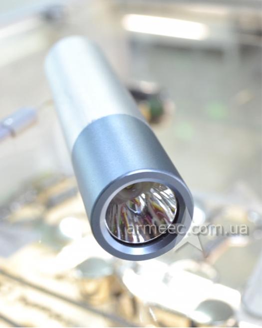 Фонарь D02-XPE ЗУ micro USB