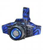Налобный фонарик Police W001-XPE