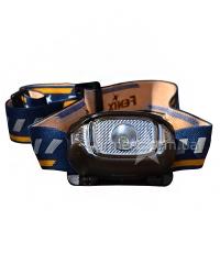Светодиодный налобный фонарь Fenix HL15 Black