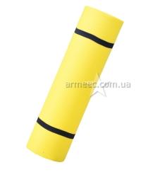 Каремат Турист желто-голубой