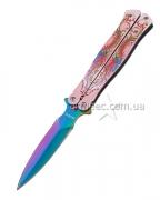 Нож балисонг 18-D