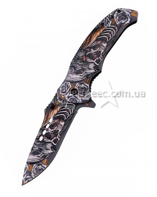 Нож складной 180206-6