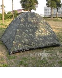 Палатка трехместная камуфляжная American Army