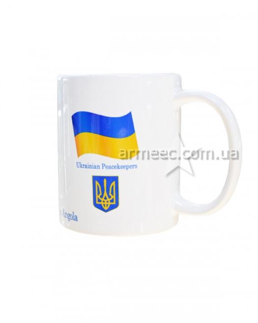 Чашка Миротворческая миссия Грузия