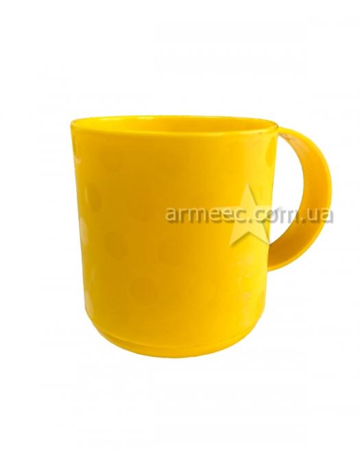 Чашка пластик