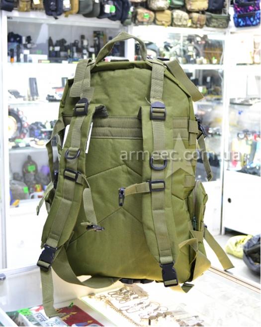 Рюкзак тактический Olive 60л