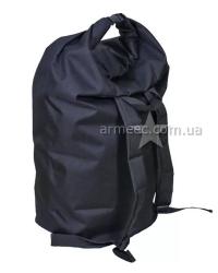 Сумка-рюкзак водозащитный черный