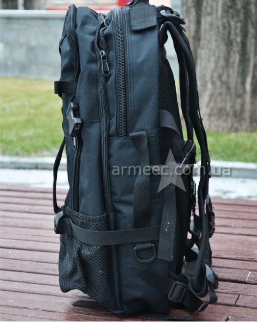 Рюкзак-сумка Black A1