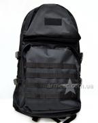 Рюкзак с системой молле Black D1