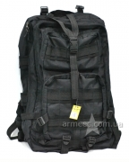 Армейский рюкзак черный