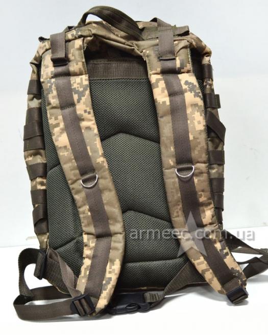 Армейский рюкзак с системой молле Pixel A4