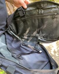Рюкзак однолямочный TY-5386 Black 30 л