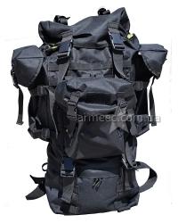 Рюкзак F тактик Black 70 л