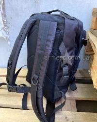 Рюкзак с системой MOLLE черный 25 л