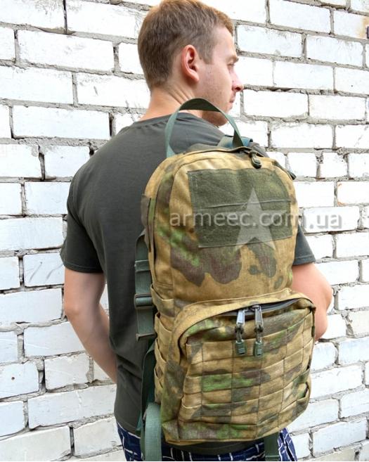 Рюкзак тактический малый Atacs FG 10л