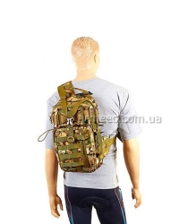 Рюкзак однолямочный TY-5386 MTP 20 л