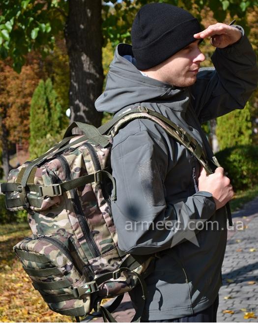 Рюкзак с системой MOLLE Alex MTP-1