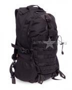 Рюкзак тактический TY-036 Black 35 л