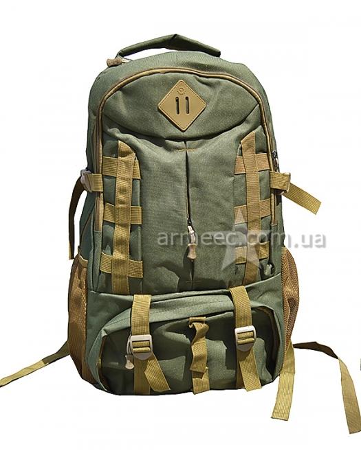 Рюкзак туристический TY-0865 Olive 40 л