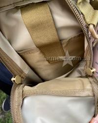 Рюкзак тактический однолямочный MTP-1