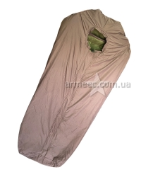 Спальник коричневый