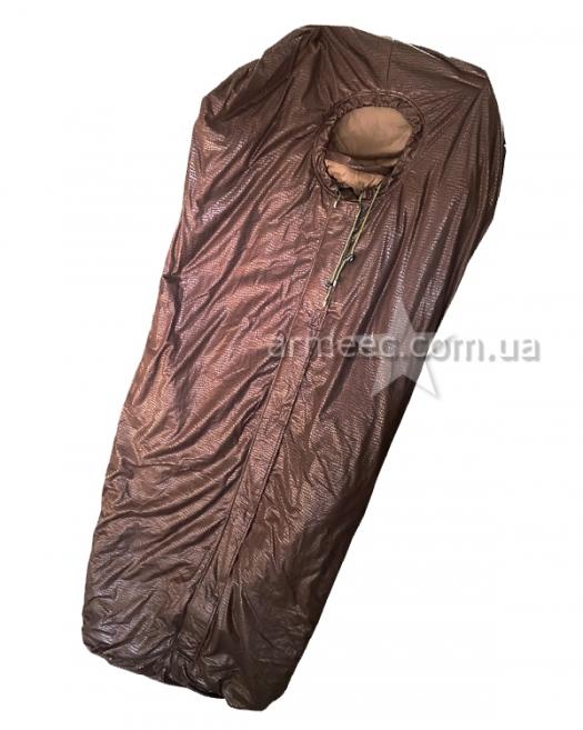 Спальник коричневый А1