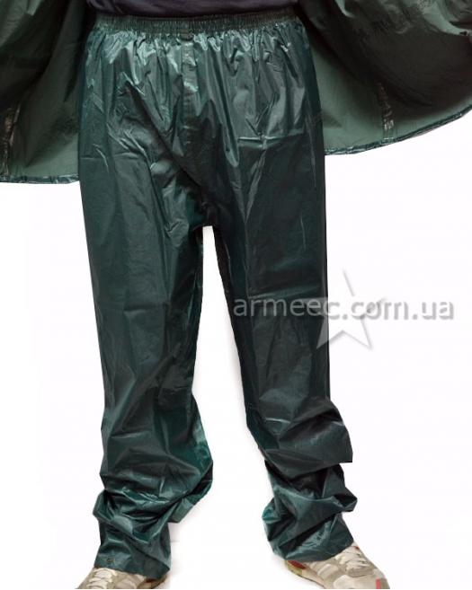 Костюм дождевик Зеленый А1