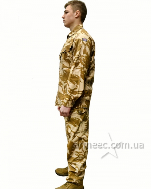 Камуфляжный костюм DDPM, форма dpm