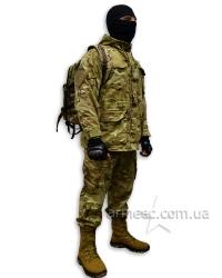 Камуфляжный костюм мультикам