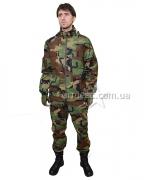 Маскировочный костюм Woodland A2