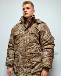 Зимний костюм камуфляж Лес